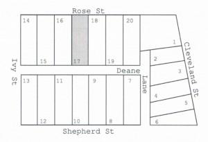 Lot 17 – Rose Street, Darlington