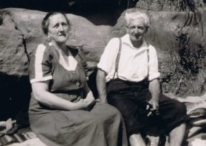 Annie & James Dempsey at Taylors Bay, Sydney