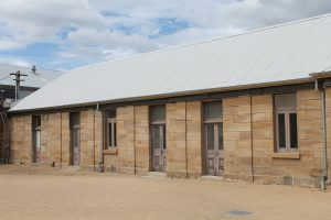 Convict Barracks