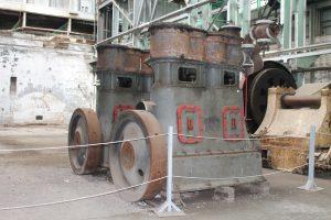 Abandoned Machinery